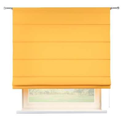 Římská roleta Torino 133-40 slunečně žlutá Kolekce Loneta