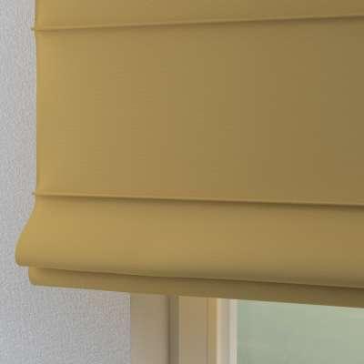Římská roleta Torino 702-41 zgaszony żółty Kolekce Cotton Panama