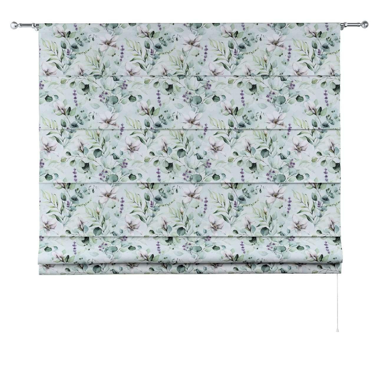 Vouwgordijn Torino van de collectie Flowers, Stof: 143-66