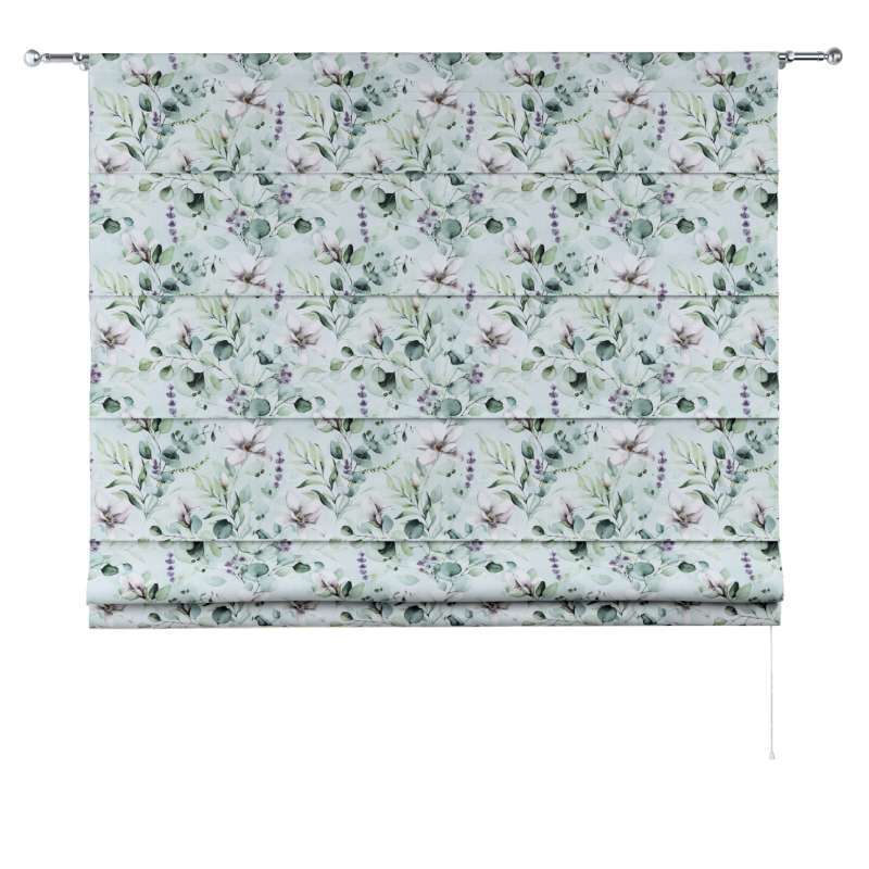 Rímska roleta Torino V kolekcii Flowers, tkanina: 143-66