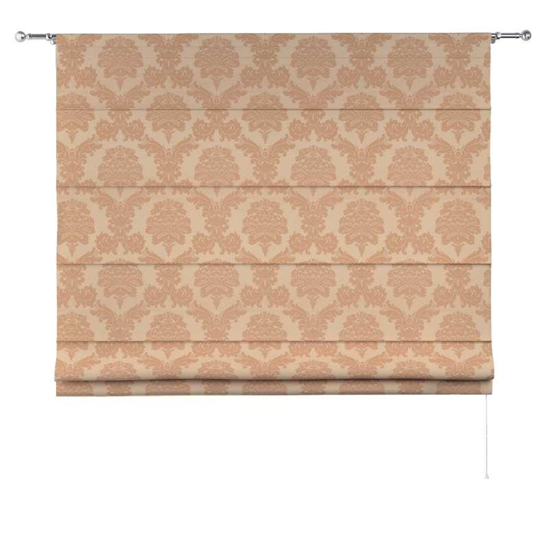 Roleta rzymska Torino 130×170cm w kolekcji Damasco, tkanina: 613-04