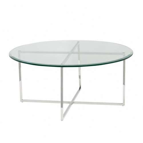 Konferenční stolek Tolie průměr 90cm