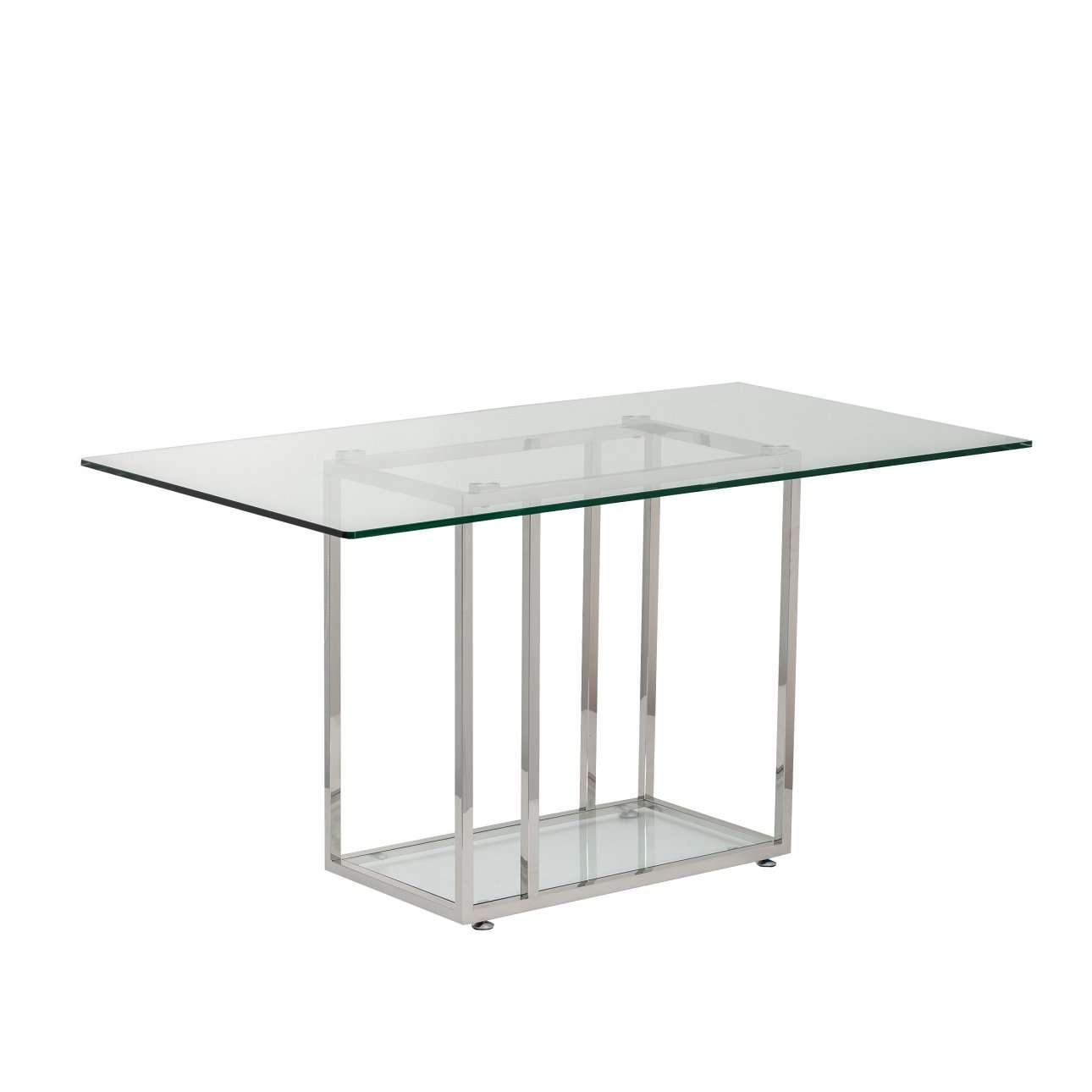 Dekoria Stół/ biurko Symmetry 80x140x74cm