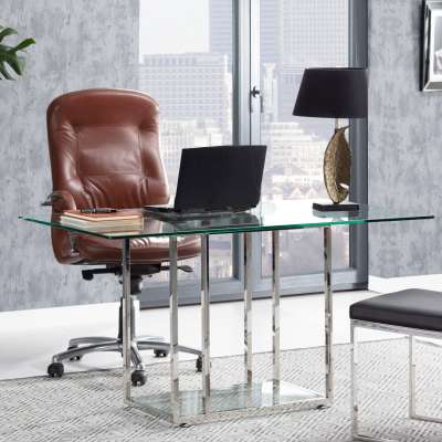 Tisch Symmetry 140x80x74cm Konsolen - Dekoria.de