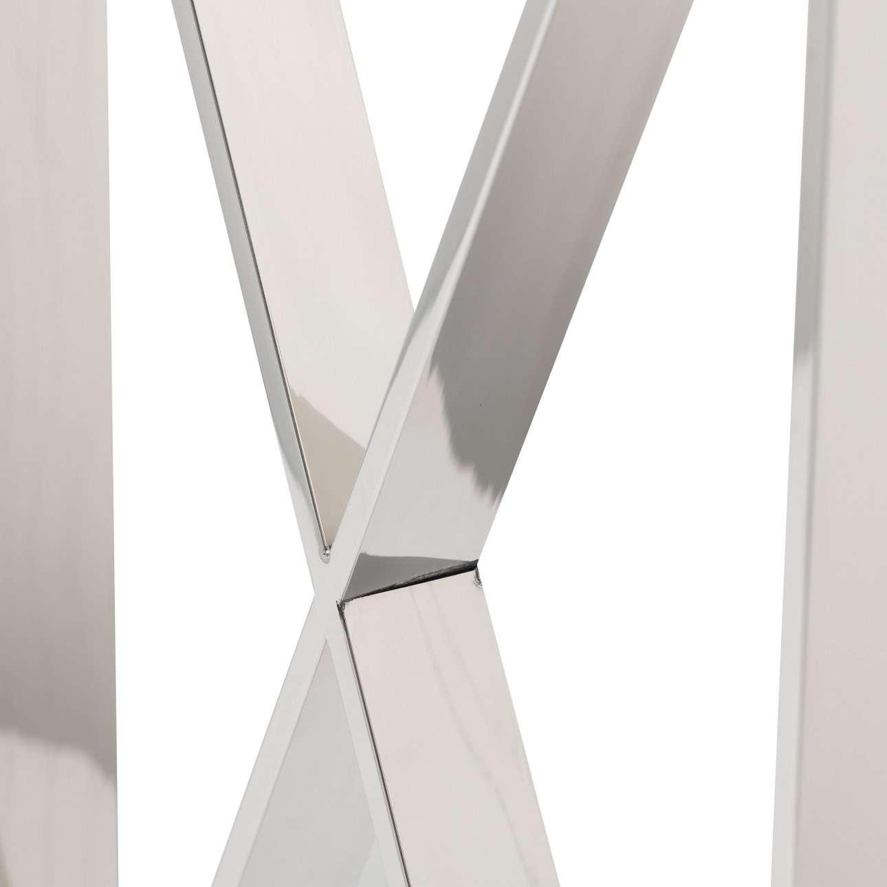 Konsola Senso silver 120x40x80cm