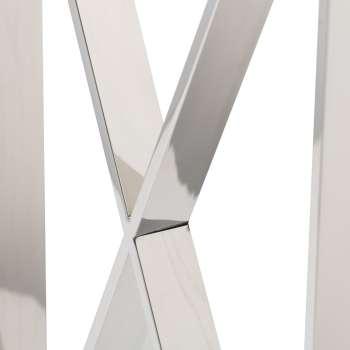 Konsole Senso silver 120x40x80cm