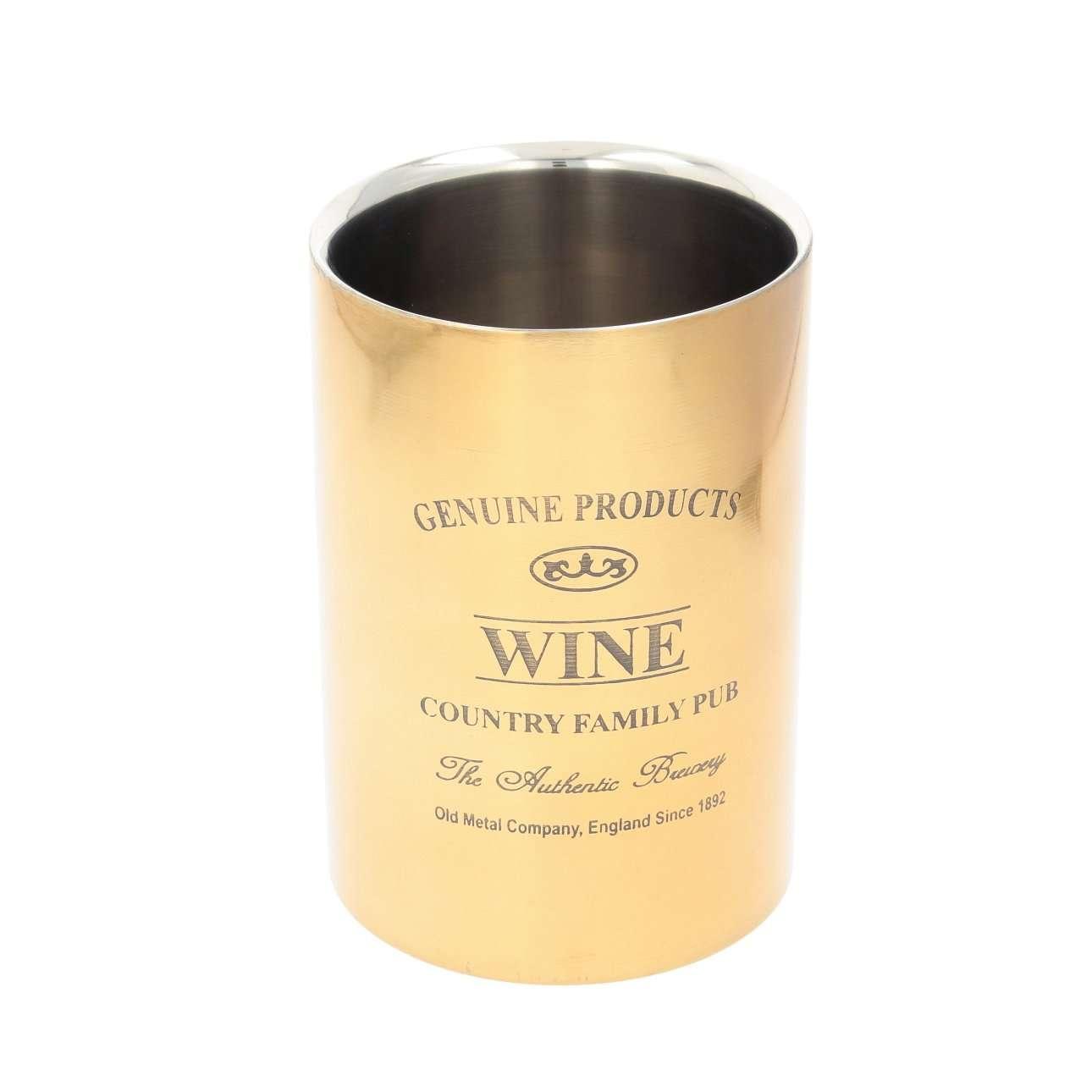 Schładzacz do wina Genuine gold