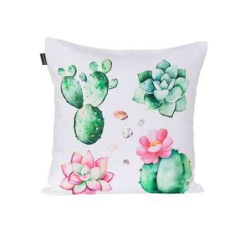 Deko-Kissenhülle Cactus 45x45cm