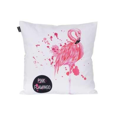Párnahuzat Pink Flamingo 45x45cm