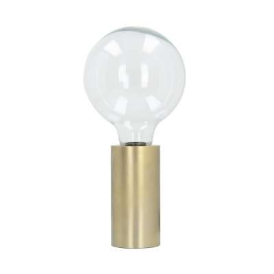Tischlampe Wiki gold 42cm