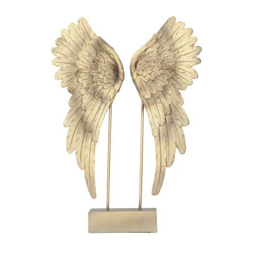 Dekoration Angel Wings gold