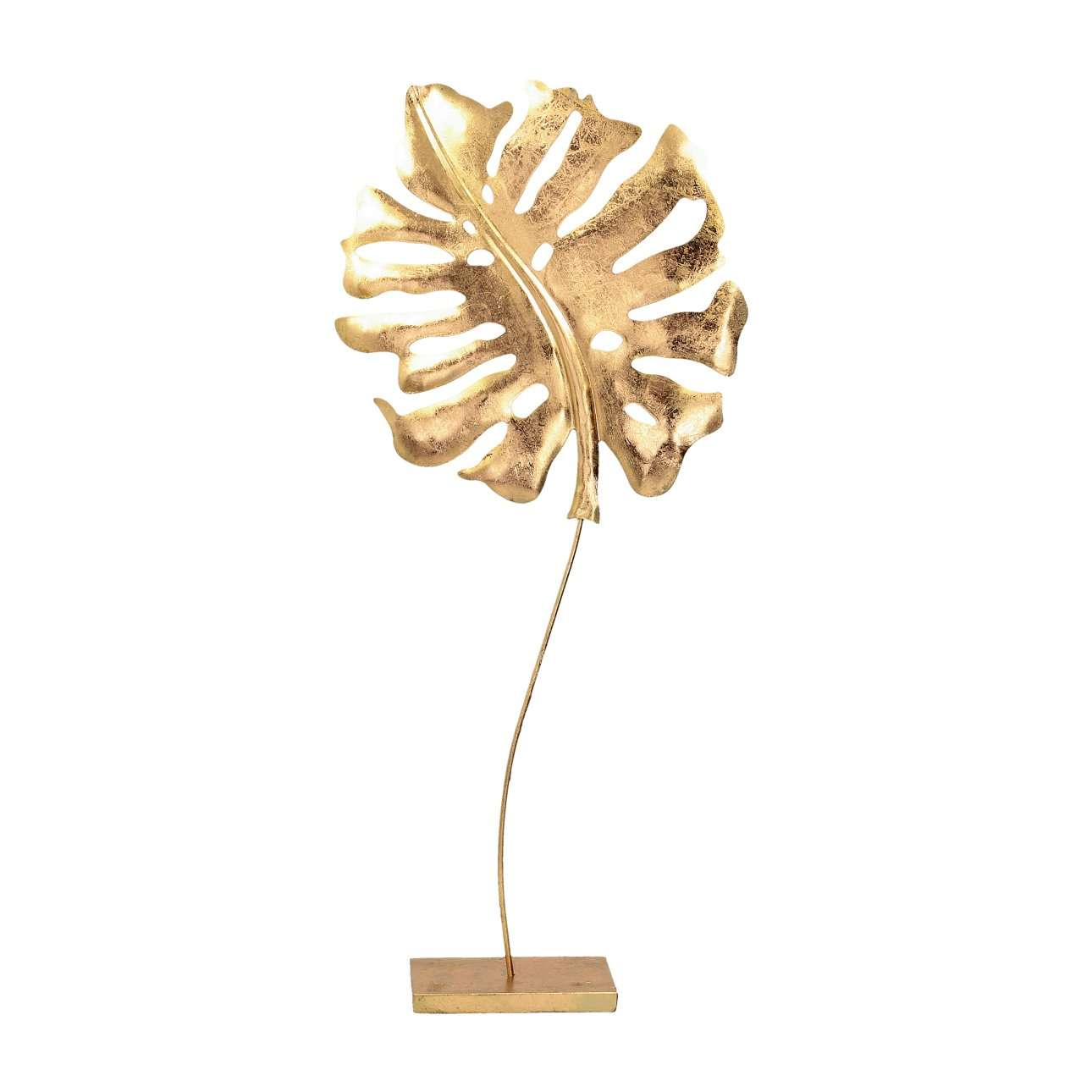 Dekofigur Golden Leaf I 68cm