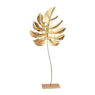 Dekorace  Golden Leaf II výška 70cm