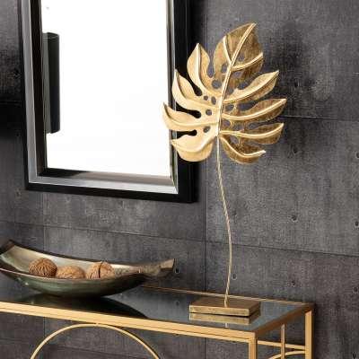 Ornament Golden Leaf II 70cm Ornamenten en beelden - Dekoria.nl