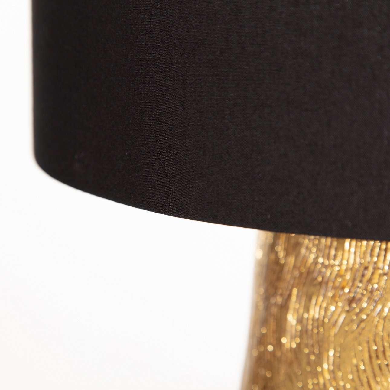 Lampe Rabbit Gold 117cm