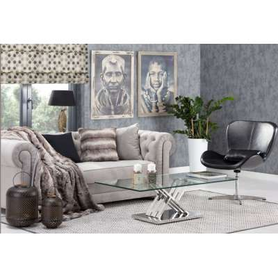 Kissen Grey Wolf 45x45cm