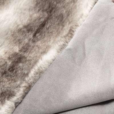 Pléd kožešinový  Grey Wolf 130x170cm