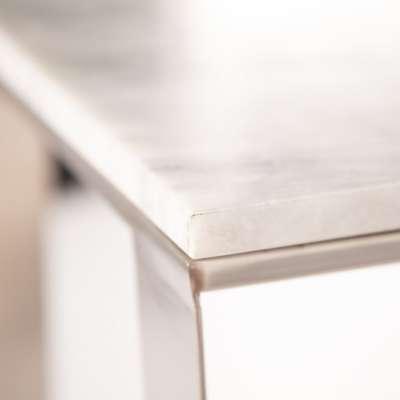Beistelltisch Meris Marble 46cm