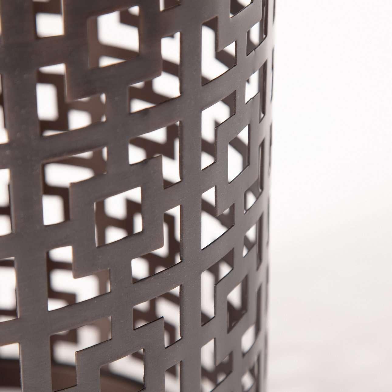Beistelltisch Fabia 40cm bronze