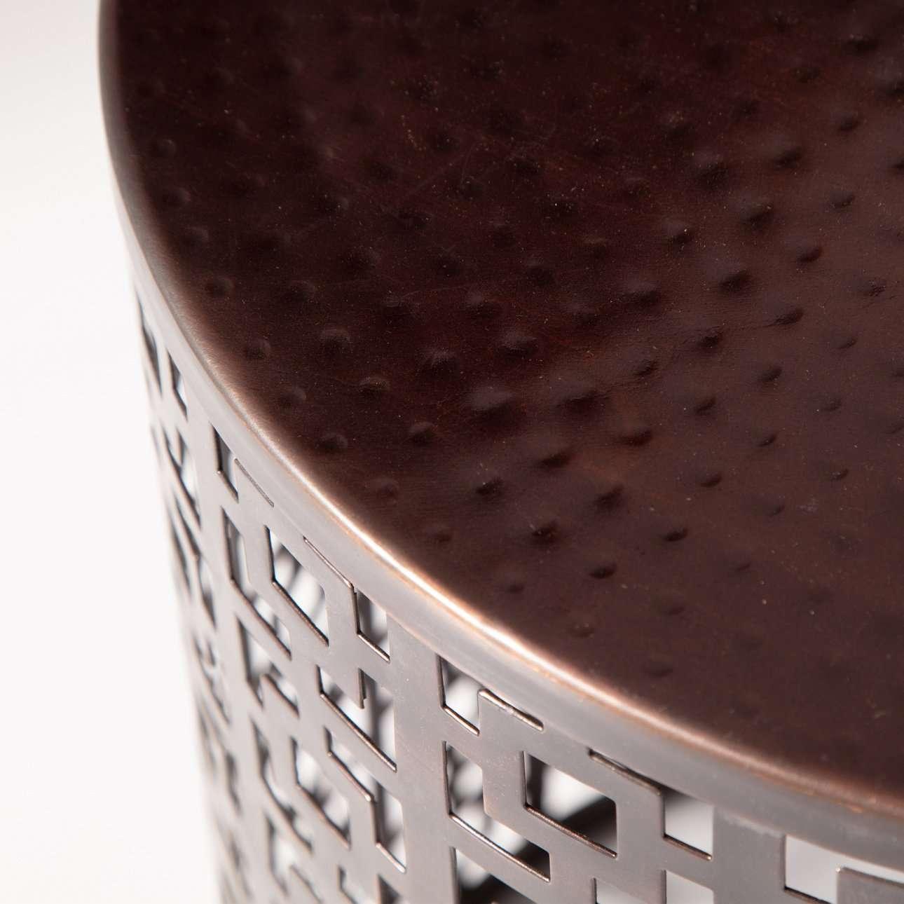 Beistelltisch Fabia 51cm bronze