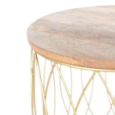Odkládací stolek Mia výška 51cm