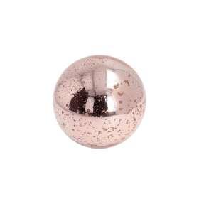 Dekoobjekt Glass Ball rose 10cm