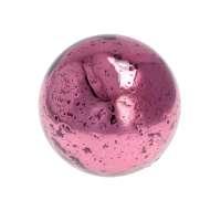 Dekoobjekt Glass Ball pink 15cm