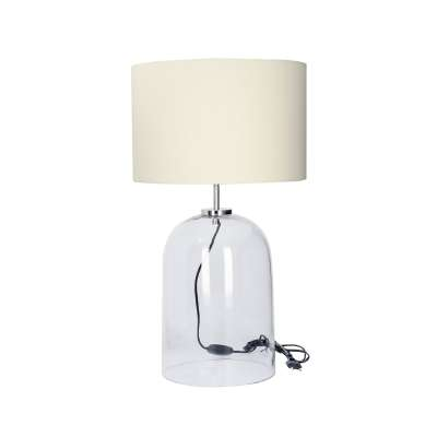 Lampa Pure Glass výška 64cm Lampy stolní - Dekoria-home.cz