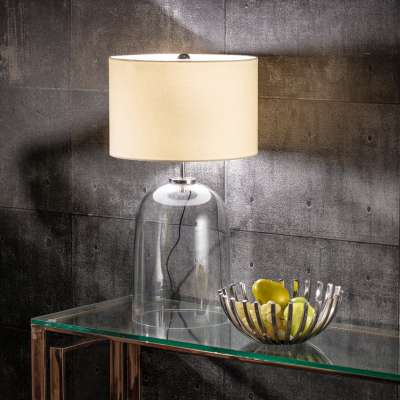 Tischlampe Pure Glass 64cm