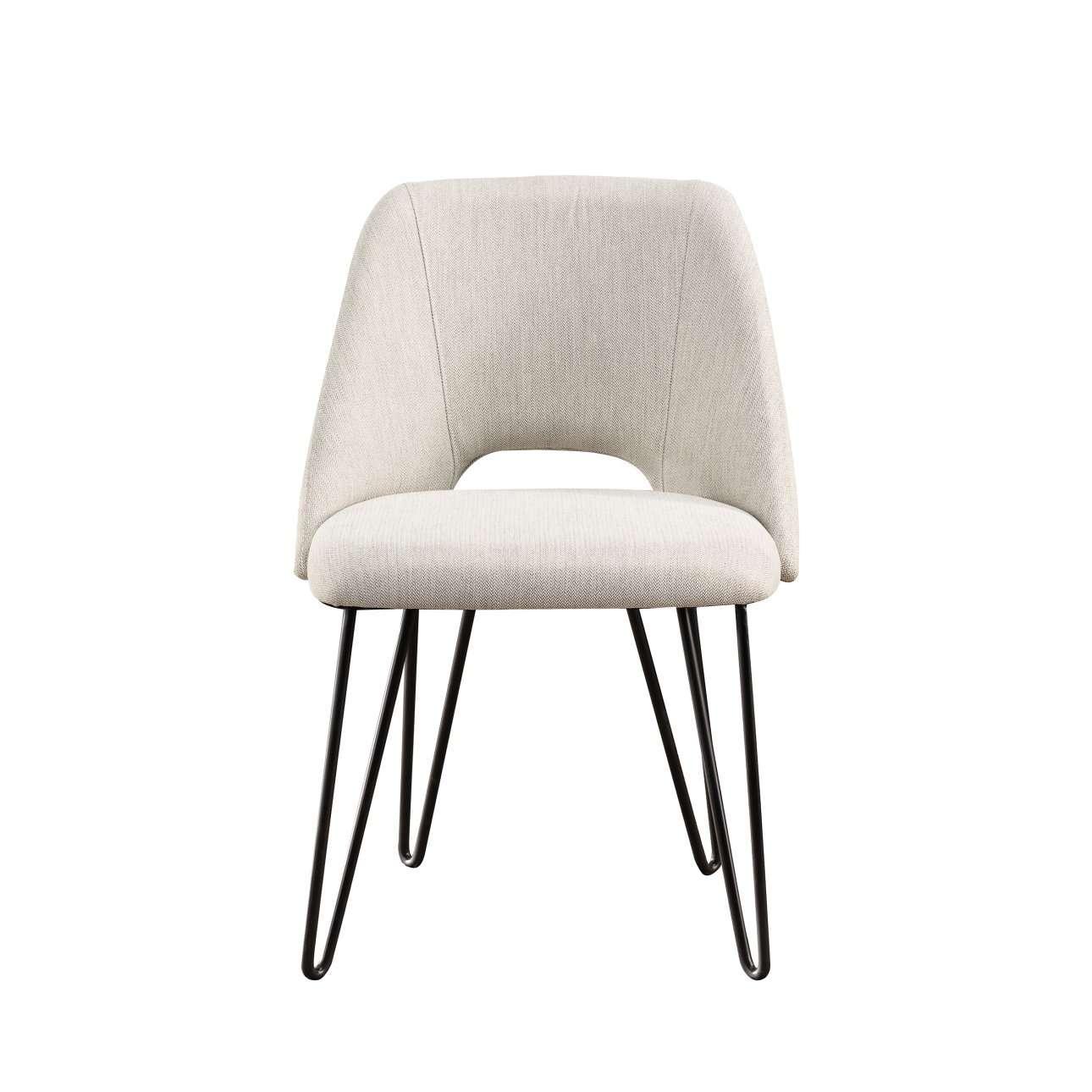 Krzesło Evoq cream wys. 82cm