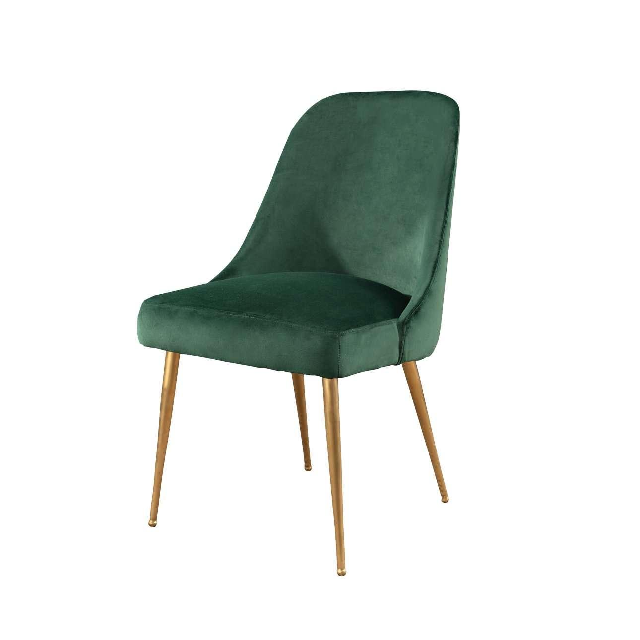 Dekoria Krzesło Essence green wys. 84cm