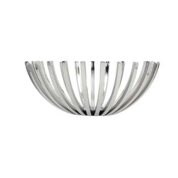 Schüssel Modern Bowls silver 33cm