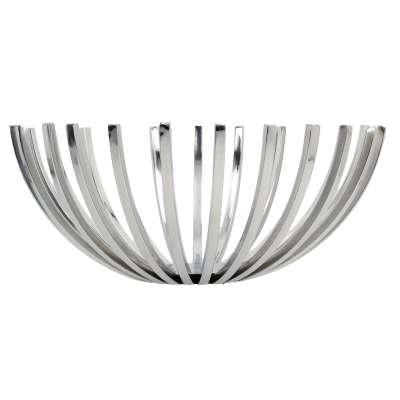 Misa Modern Bowls silver śr. 39,5cm