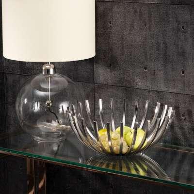 Schüssel Modern Bowls silver 39,5cm