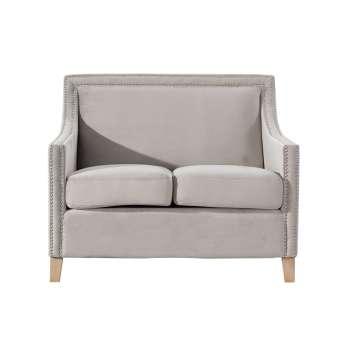 Sofa Diana silver grey 2-os.