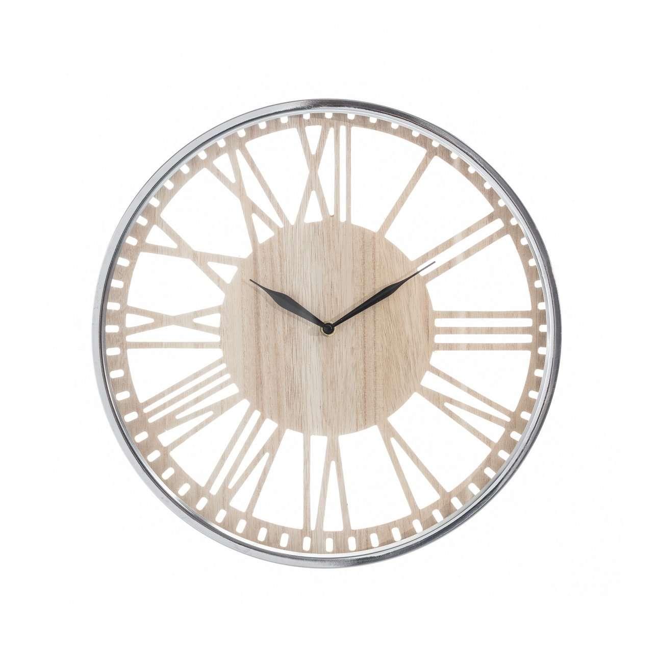 Hodiny Clever Clock 40cm