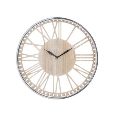 Laikrodis Clever Clock 40cm Laikrodžiai - Dekoria.lt