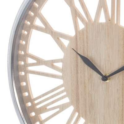 Wanduhr Clever Clock 40cm