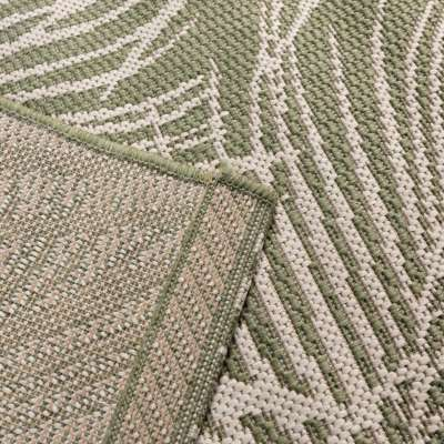 Dywan Cottage II jungle green/wool 60x180cm