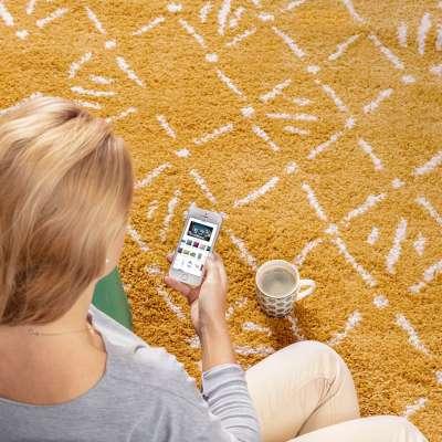 Teppich Royal Honey/Beige 120x170cm