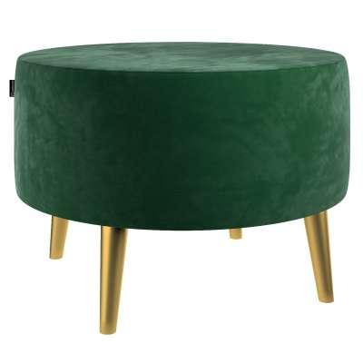 Hocker Velvet 704-13 grün Kollektion Velvet