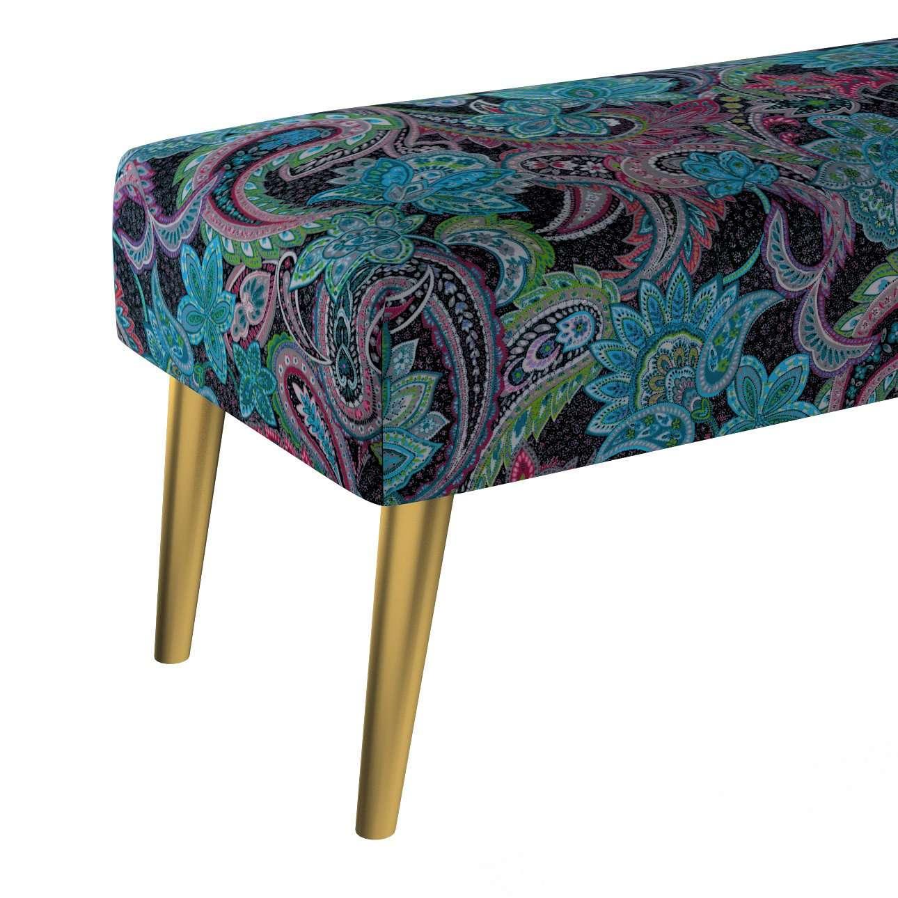 Ławka Velvet w kolekcji Velvet, tkanina: 704-22