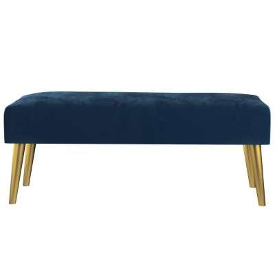 Sitzbank Velvet 704-29 dunkelblau Kollektion Velvet