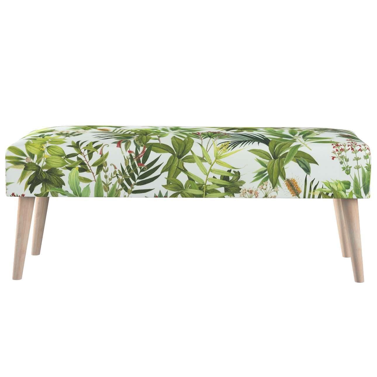Ławka natural w kolekcji Tropical Island, tkanina: 143-69