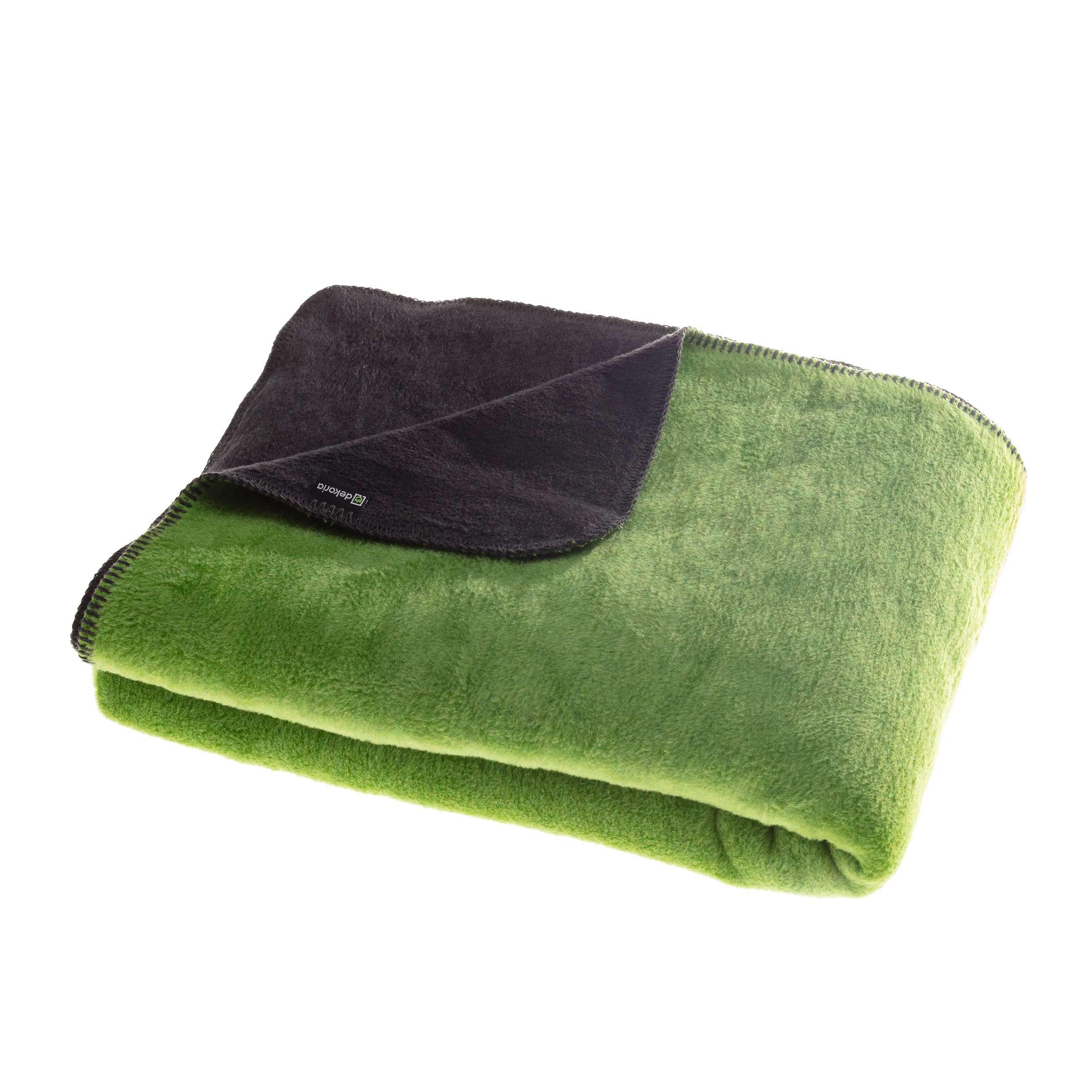 Deka Cotton Cloud 150x200 cm Grass