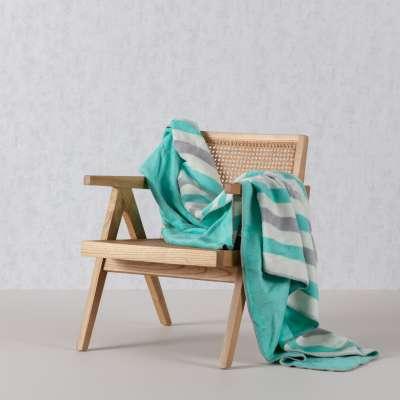 Cotton Cloud Blanket 150x200cm Miami Blankets and Throws - Dekoria.co.uk