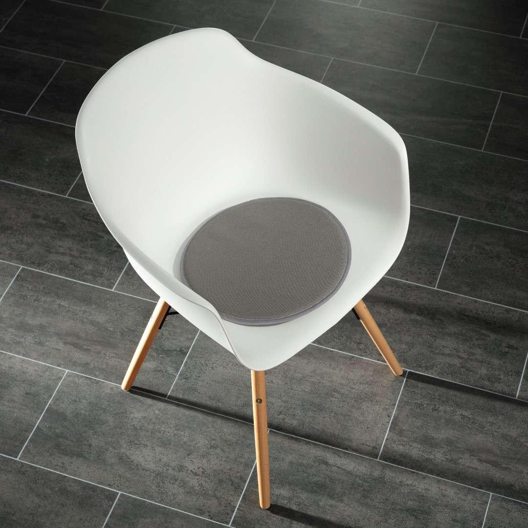 Siedzisko Dot Grey na krzesło