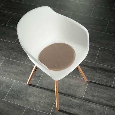 Siedzisko Dot Taupe na krzesło