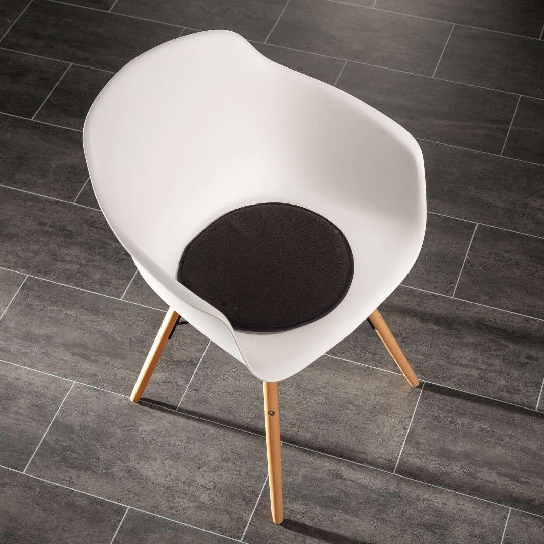 Siedzisko Dot na krzesło Black
