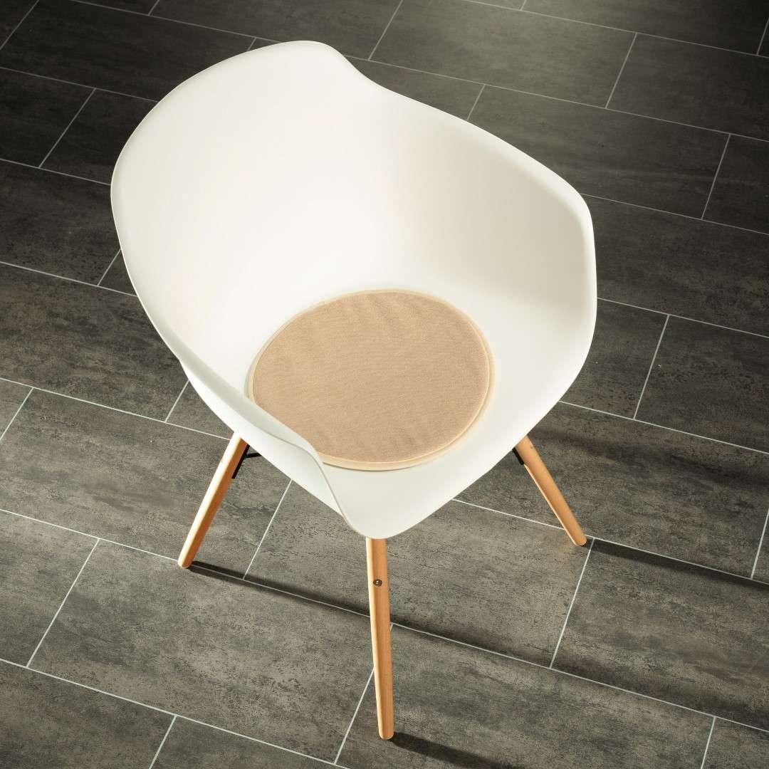 Siedzisko Dot Beige na krzesło